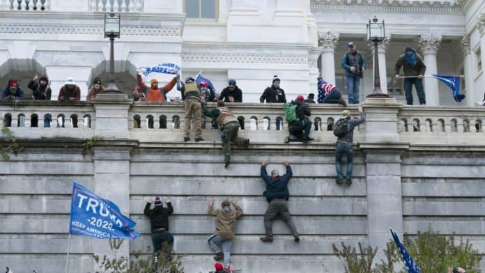 Capitol-Rioters-Are-Being-Identified-And-Arrested