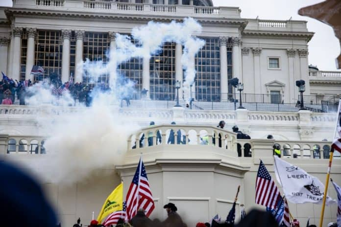 DC-Protests-Capitol-Building-Breached-1-Woman-Dead-In-Riots