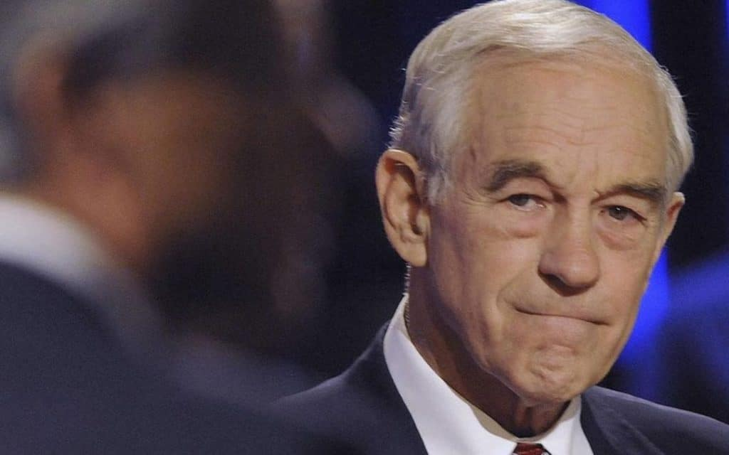 Facebook Locks Ron Paul Out Of His Account For Violating Community Standards