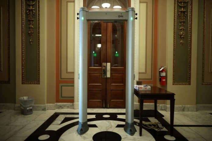 GOP-House-Members-Angry-Over-Having-To-Pass-Through-Metal-Detectors