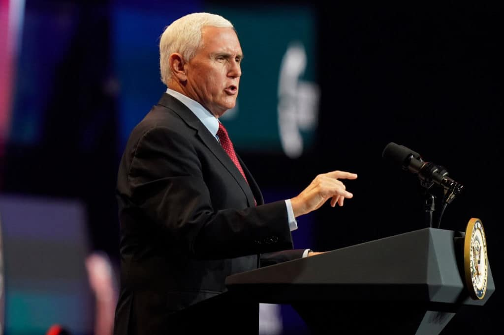 Mike Pence Asks Judge To Toss Lawsuit That Seeks To Overturn Election Results