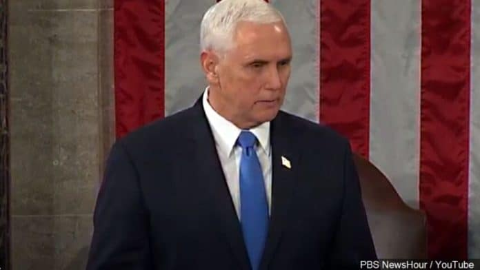 Pence-disagree-With-Invoking-25th-Amendment-Against-Trump
