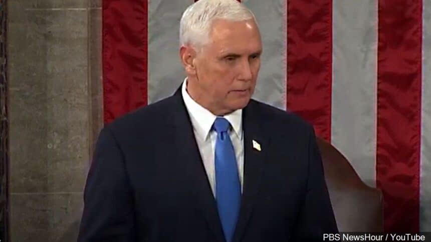 Pence disagree With Invoking 25th Amendment Against Trump