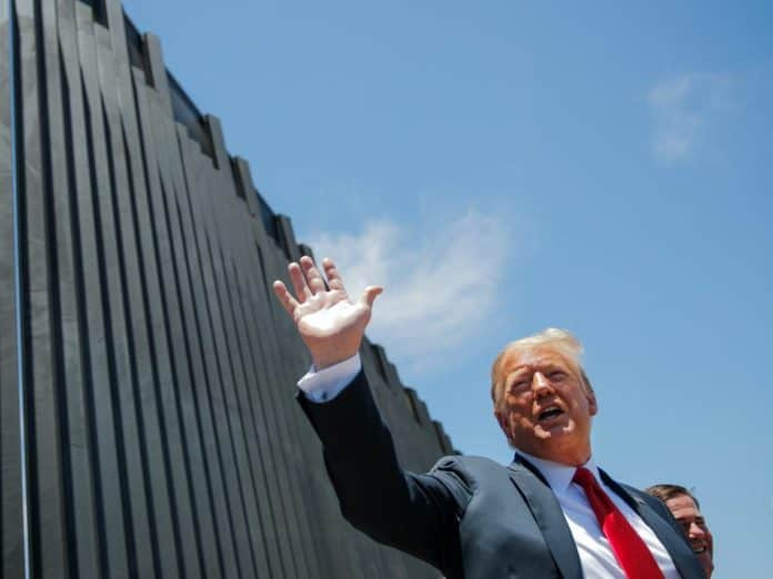 Trump-To-Visit-US-Mexico-Border-To-Highlight-Border-Wall-Progress