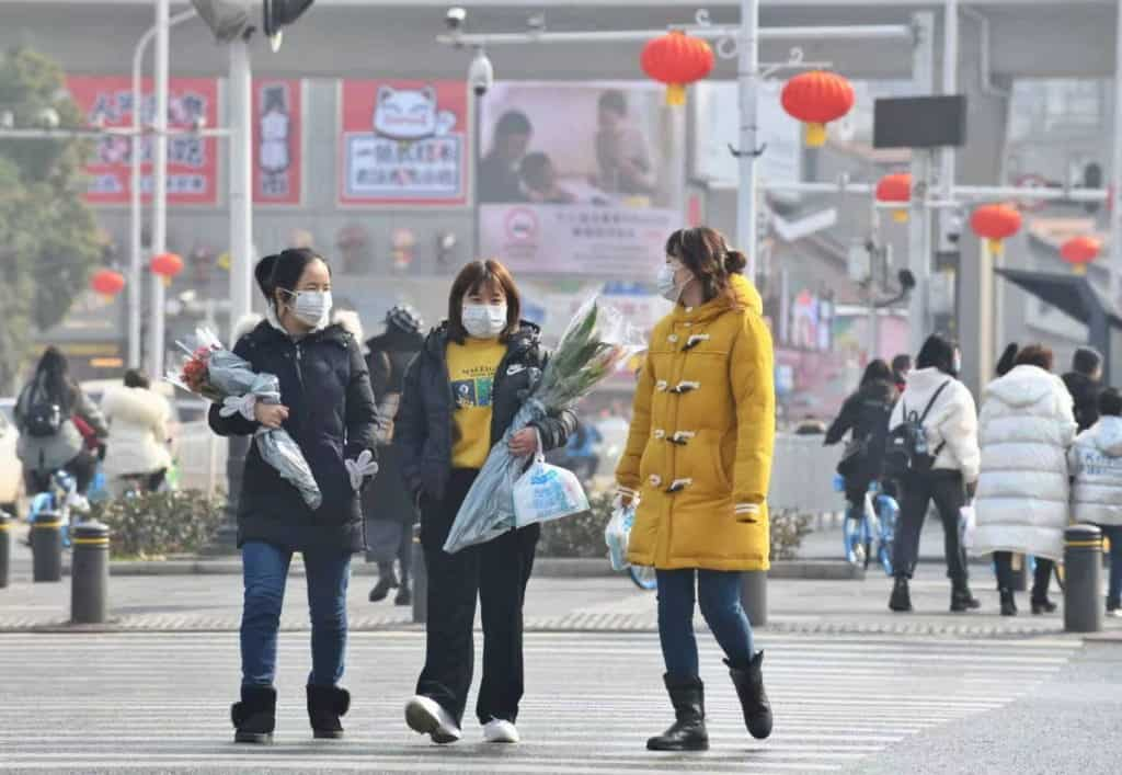 Wuhan Switches Back To Regular Life