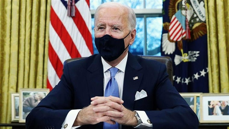 Biden Government And The Reversal Of Executive Orders