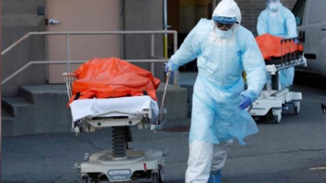 COVID-19: U.S Is About To Surpass 500,000 Deaths
