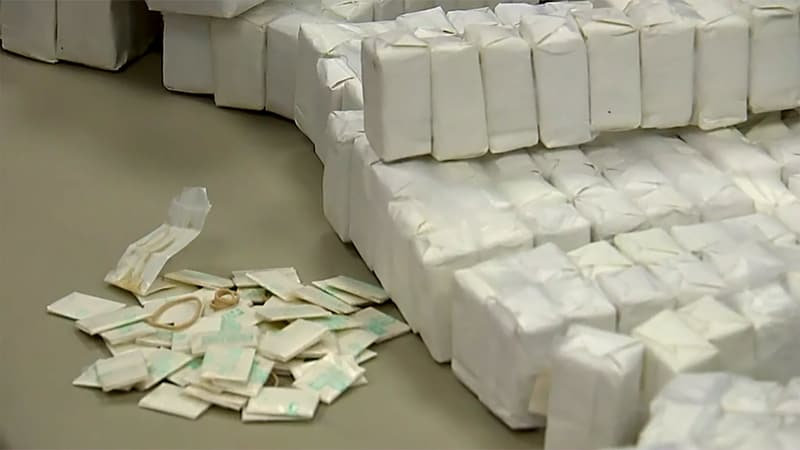 Police Busted A Heroin Packaging Mill In Queens
