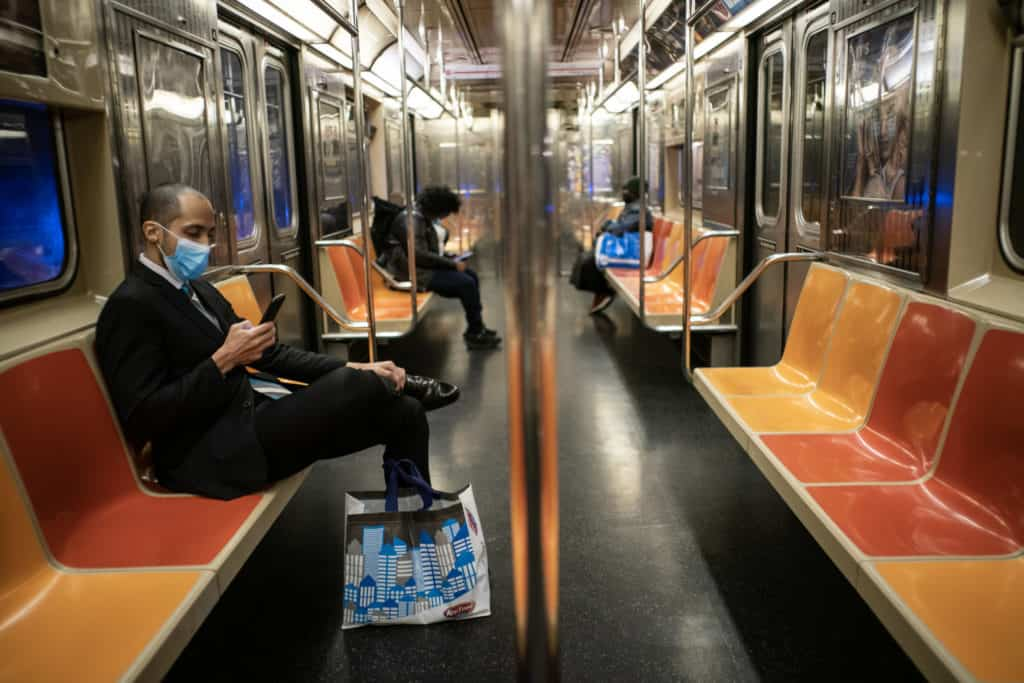 Study Indicated Pollution Problems With New York Subways