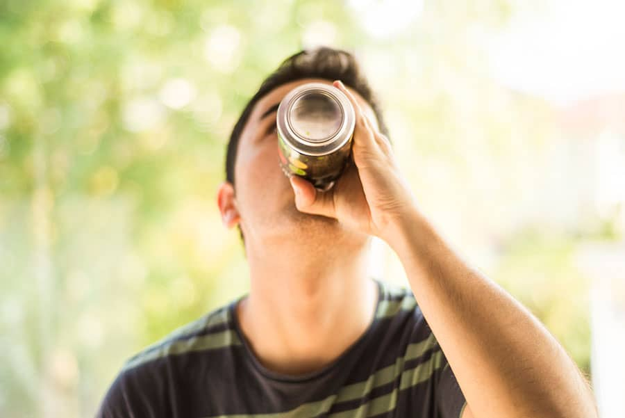 Heart Failure In Youngsters Due To Energy Drink