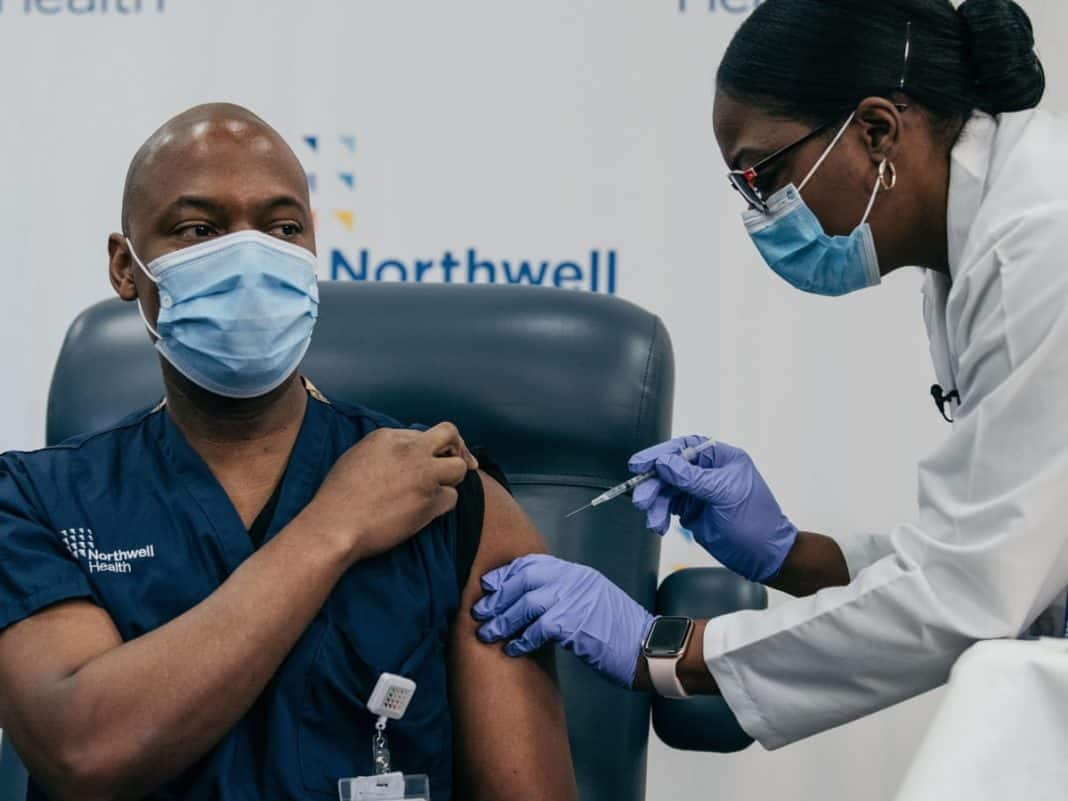 New York Doctors Among The First To Reach Grassroots For Vaccination