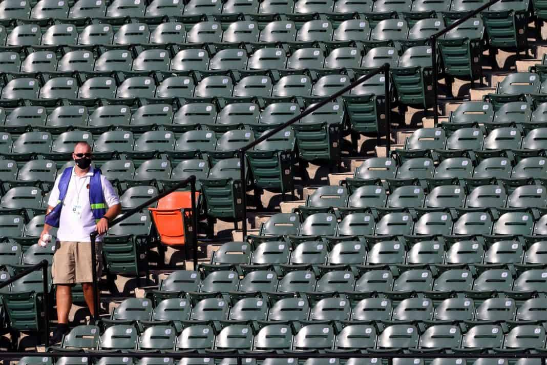 Are We Safe While Visiting Sporting Events And Ready To Stand Against The Pandemic?