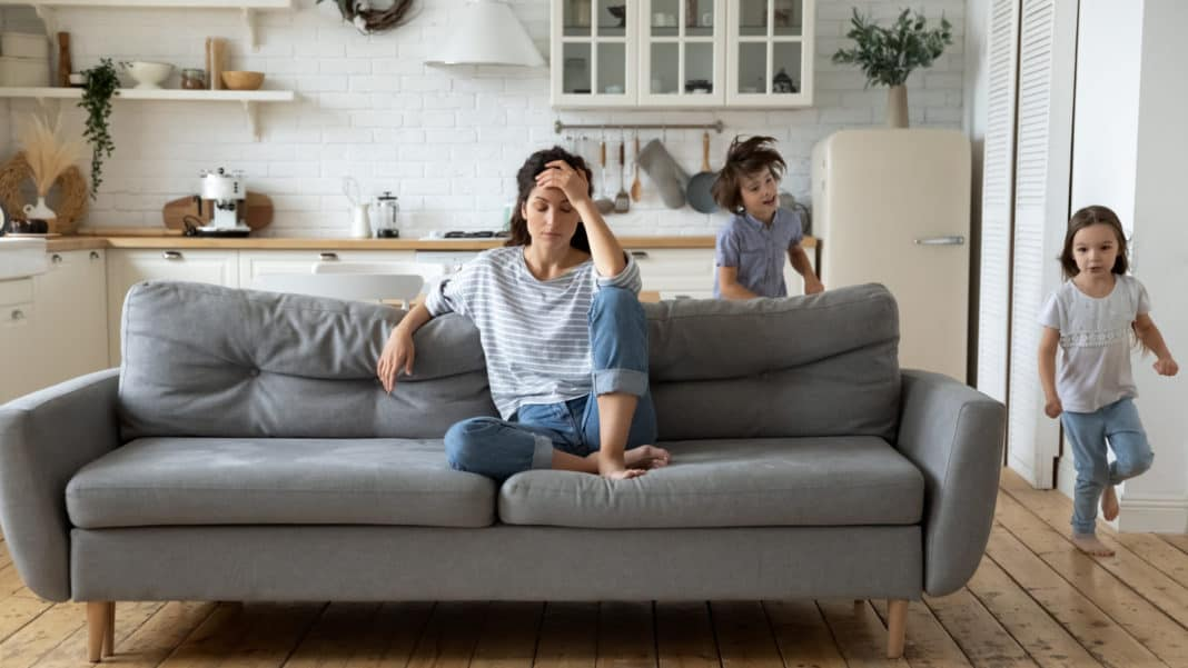 Don't Hide Parenting Stress During The Pandemic