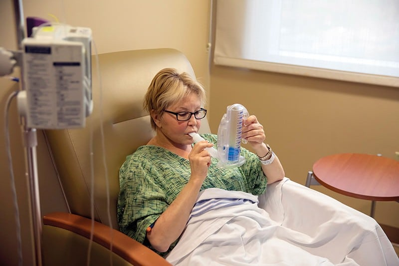 Mold Is A Serious Threat To COPD Patients