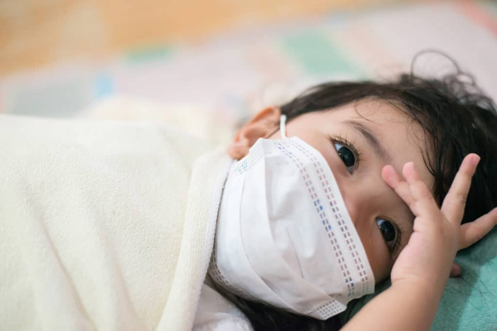 Any COVID Infection Results In High Levels Of Antibodies In Children