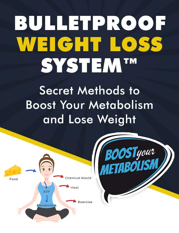 Module 8-Secret Methods to Boost Your Metabolism and Lose Weight