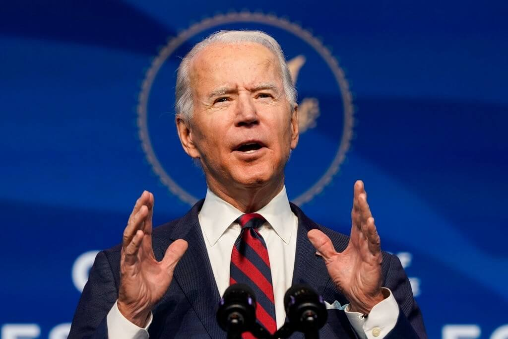 President Biden Announces A New Strategy To Stop The Spread Of The Delta Variant Of The Covid-19 Virus.