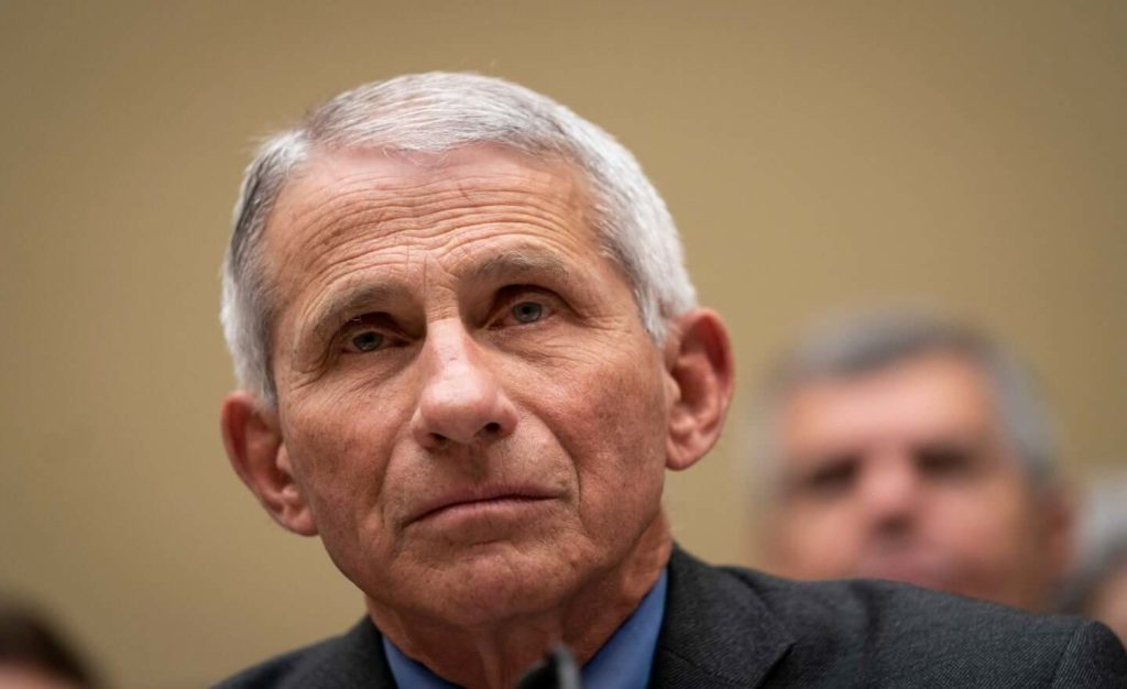 Fauci Believes The United States Has Reached A Tipping Point In Terms Of The Current Covid Spike